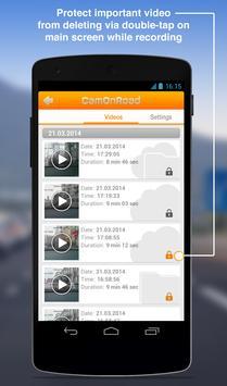CamOnRoad screenshot 4