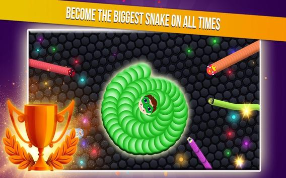 Download Snaker.io - The Slither Worm with Masks APK for ...