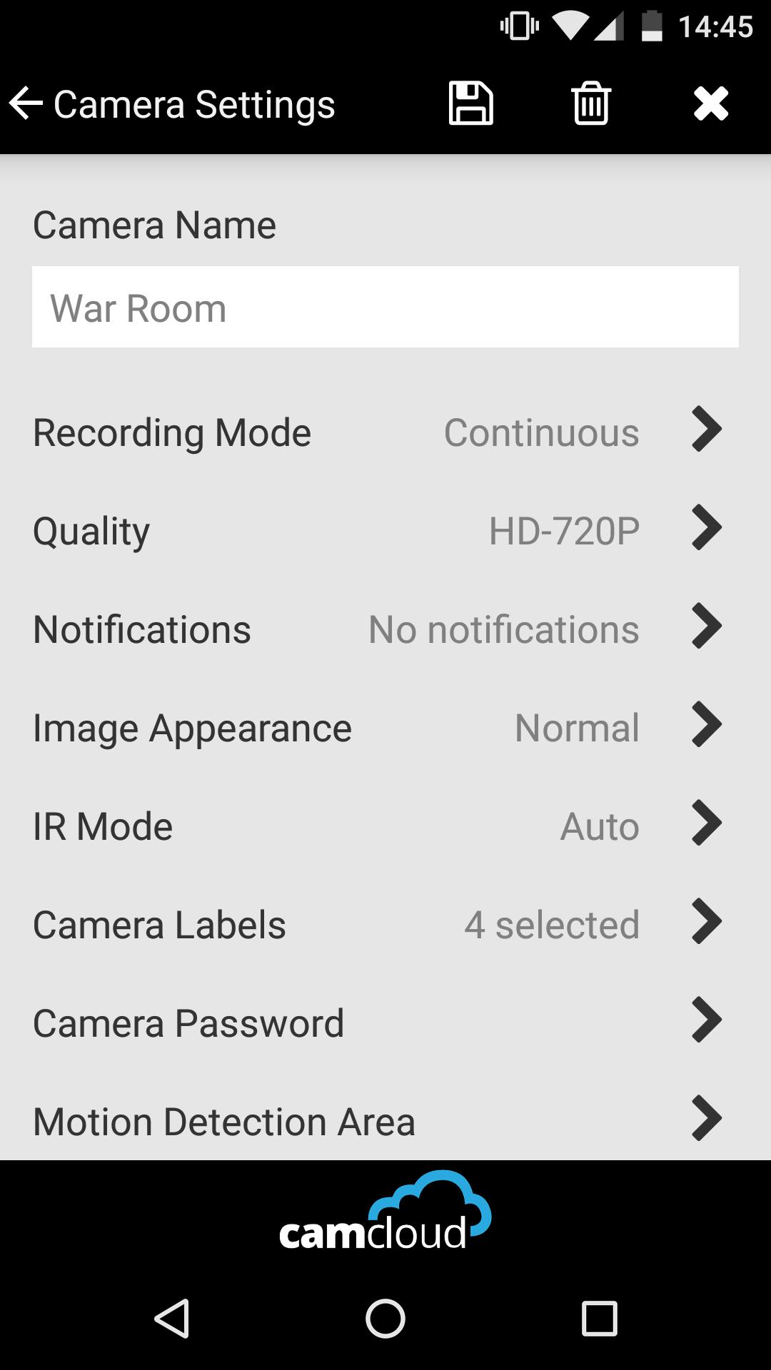 Camcloud for Android - APK Download