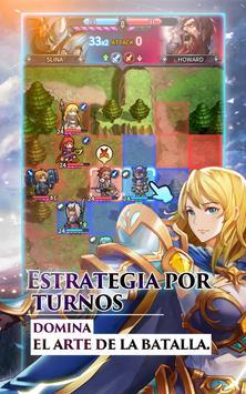 Flame Dragon Knights captura de pantalla 16