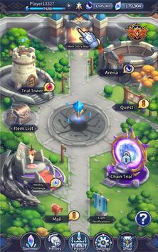 Flame Dragon Knights captura de pantalla 23