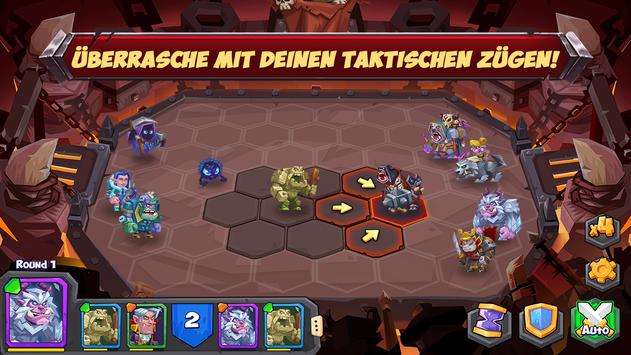 Tactical Monsters Rumble Arena -Tactics & Strategy Screenshot 7