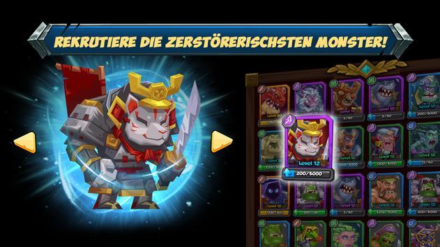 Tactical Monsters Rumble Arena -Tactics & Strategy Screenshot 8