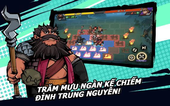 Tactical Three Kingdoms (3 Kingdoms) -T3K Strategy ảnh chụp màn hình 8