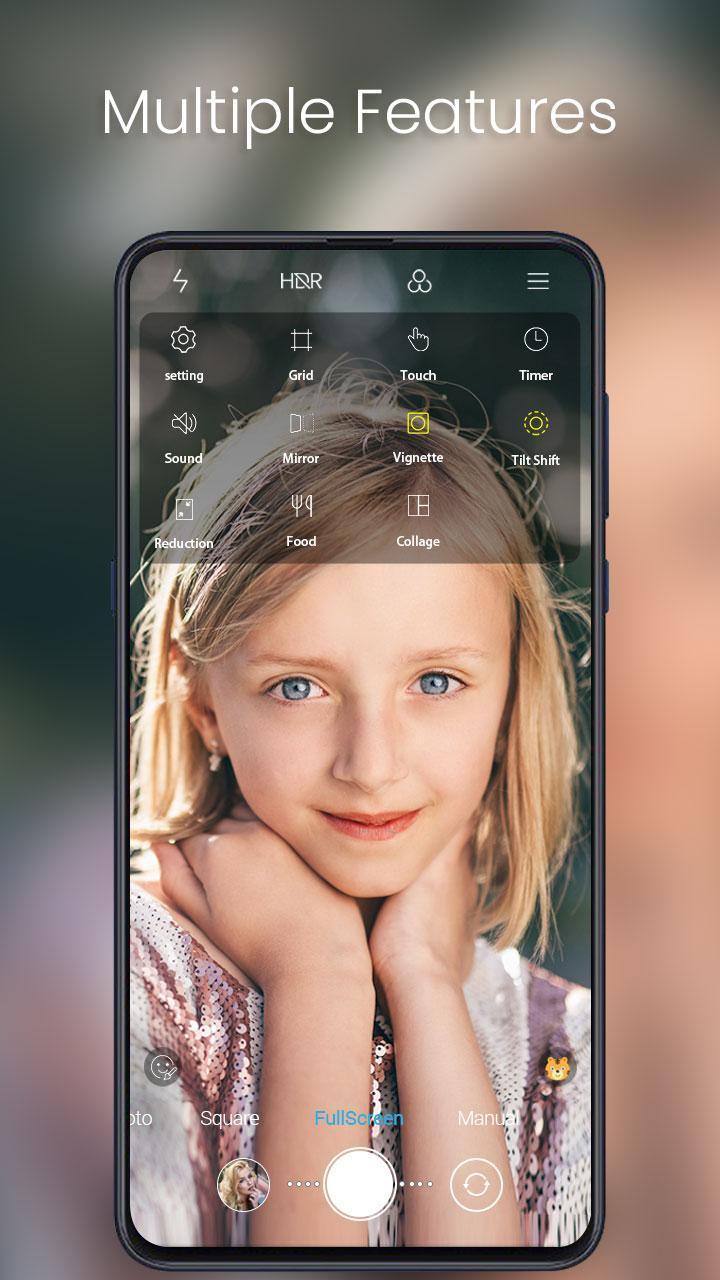 Mi X Camera 🔥 - MI 10 Camera + for Android - APK Download