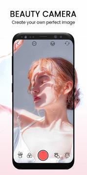 Selfie camera - Beauty camera & Makeup camera poster