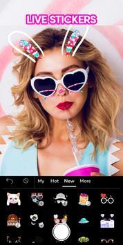 Selfie camera - Beauty camera & Makeup camera screenshot 1