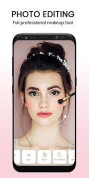 Selfie camera - Beauty camera & Makeup camera screenshot 2