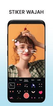 Kamera selfie -Kamera kecantikan & Kamera  rias screenshot 1