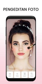 Kamera selfie -Kamera kecantikan & Kamera  rias screenshot 2
