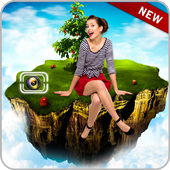 3D Photo Effects - 3D Camera Pic Editor 2019 icon