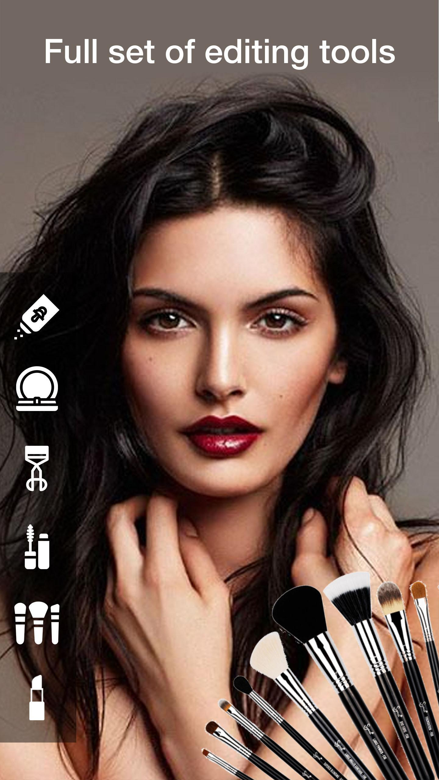 Photo Editor Makeup Face Beauty, Camera Selfie App for Android - APK