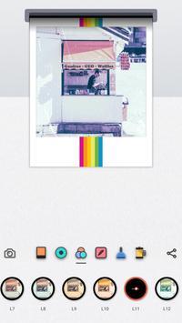 Lomo相机  - 复古相机,模拟胶片滤镜,宝丽来相机,富士相机 截图 2