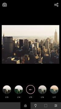 AnalogFim粉色相机 - 调色板,照片编辑器,巴黎,伦敦,东京,纽约 截图 4