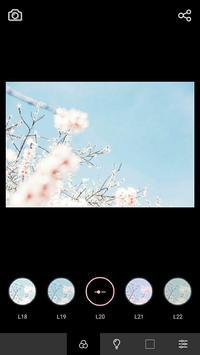AnalogFim粉色相机 - 调色板,照片编辑器,巴黎,伦敦,东京,纽约 海报
