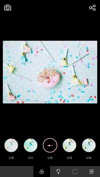 AnalogFim粉色相机 - 调色板,照片编辑器,巴黎,伦敦,东京,纽约 截图 1