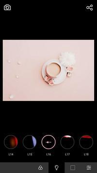 AnalogFim粉色相机 - 调色板,照片编辑器,巴黎,伦敦,东京,纽约 截图 2