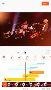 YouCut - Video Editor स्क्रीनशॉट 9