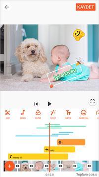 Video Düzenleyici & Video Kesici - YouCut Ekran Görüntüsü 9