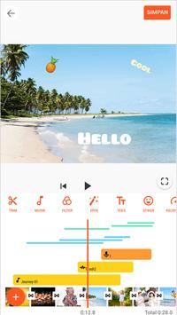 YouCut - Editor Video & Pembuat Video screenshot 7