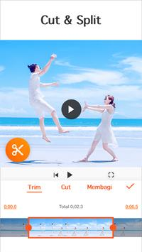 YouCut - Editor Video & Pembuat Video screenshot 1