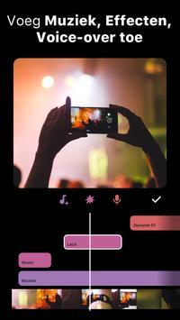 Video Bewerken met Muziek - InShot screenshot 1