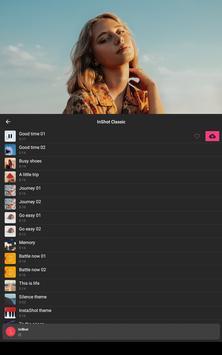 Video Bewerken met Muziek - InShot screenshot 9