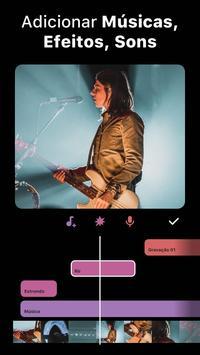 Editor de Vídeo e Foto Música - InShot imagem de tela 3