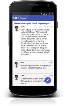 Pytango screenshot 4