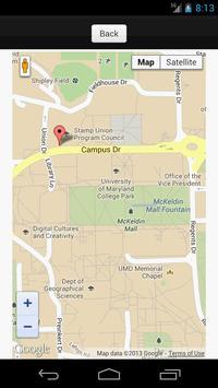 Campus Maps screenshot 1