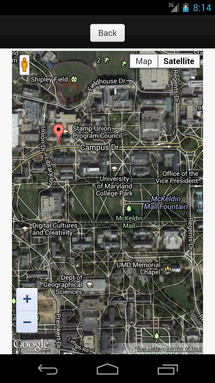Campus Maps for Android - APK Download on florida a&m campus map, miami campus map, charlotte campus map, usf campus map, clemson campus map, usc campus map, irsc campus map, barry campus map, eastern florida state college campus map, ole miss campus map, hawaii campus map, jacksonville state campus map, broward college campus map, university of florida campus map, nevada campus map, unf campus map, fsu campus map, army campus map, uf campus map, florida international university campus map,