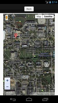 Campus Maps screenshot 2