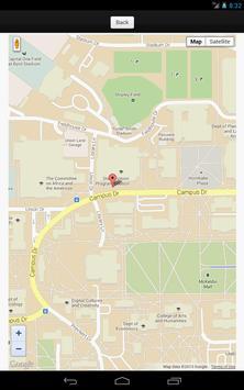 Campus Maps screenshot 5