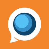 Camsurf: Chat Random & Flirt icon