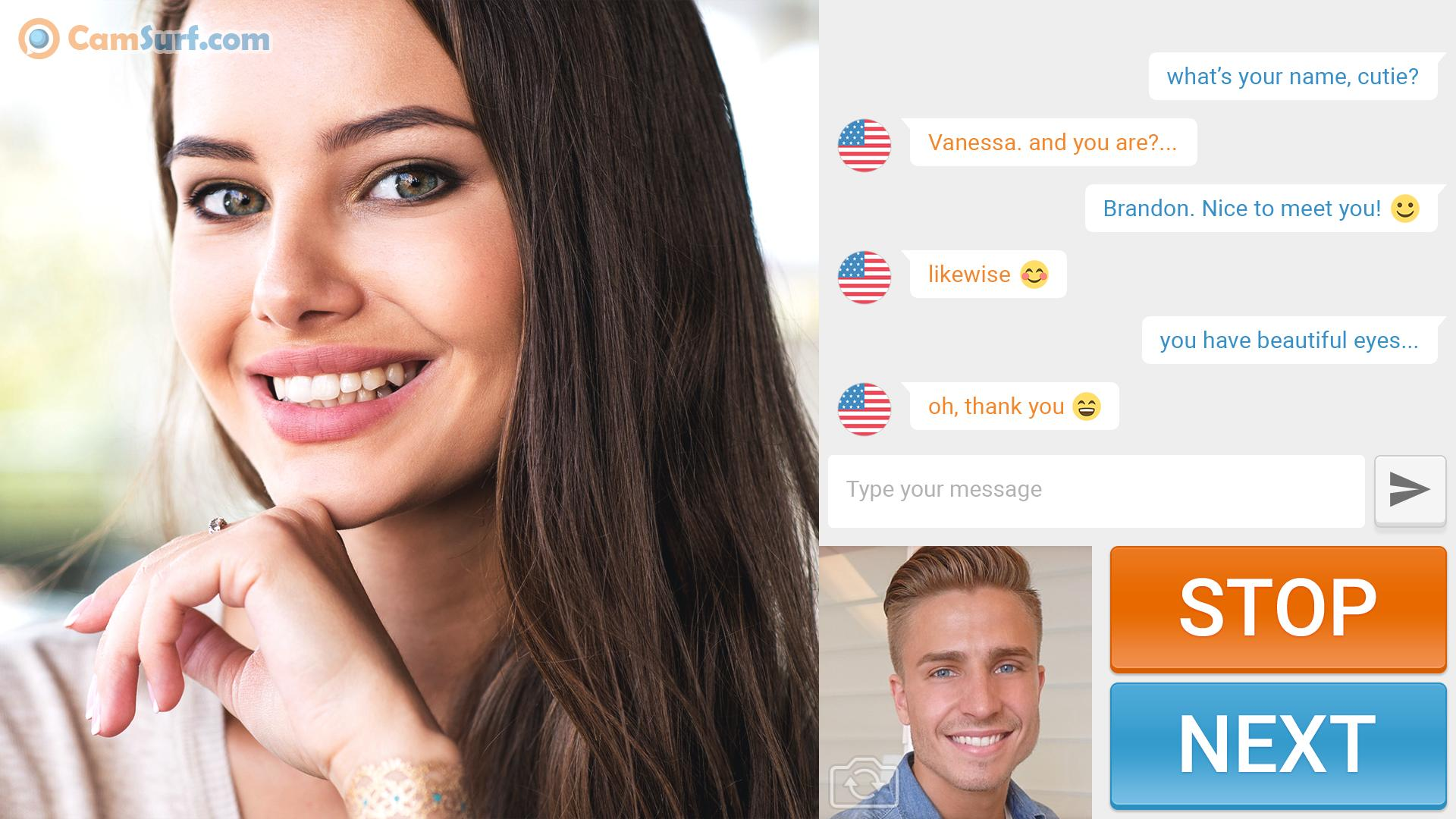 Camsurf: Chat Random & Flirt for Android - APK Download