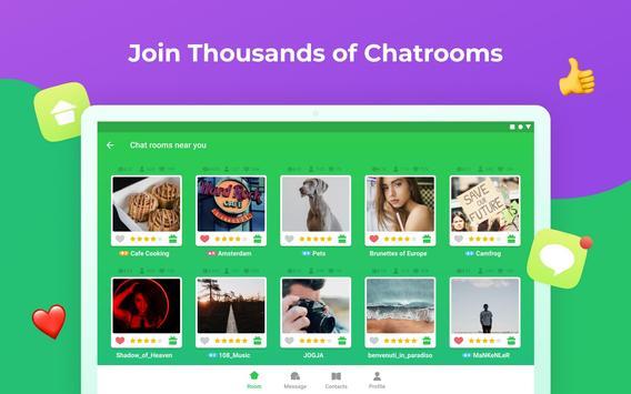 Camfrog screenshot 12