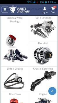 Auto Parts Canada screenshot 7