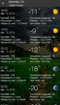 weather canada screenshot 1