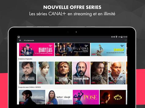 myCANAL, vos programmes en live ou en replay screenshot 11