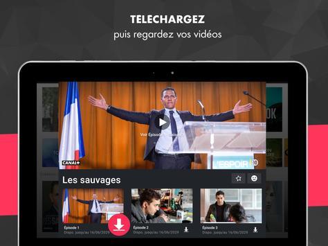 myCANAL, vos programmes en live ou en replay capture d'écran 21