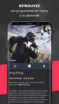 myCANAL, vos programmes en live ou en replay screenshot 2