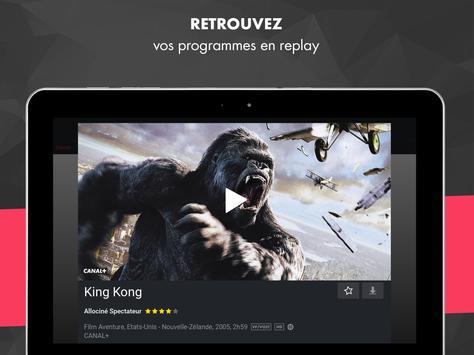 myCANAL, vos programmes en live ou en replay screenshot 7