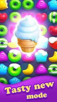 مجنون الحلوى الحلوى قنبلة المباراة 3 لعبة تصوير الشاشة 4