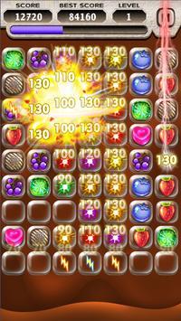 Candy Fruit Blast 2017 screenshot 17