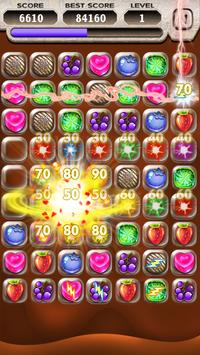 Candy Fruit Blast 2017 screenshot 22