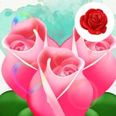 Fantasy Rose Live Wallpaper icon