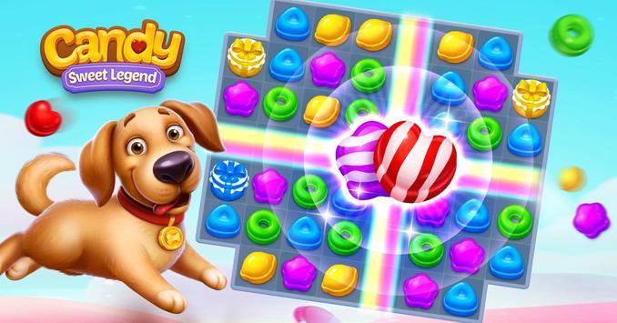 Candy Sweet Legend screenshot 15