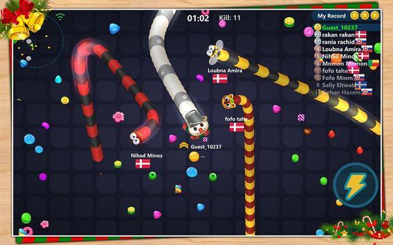 Snake Candy.IO screenshot 15