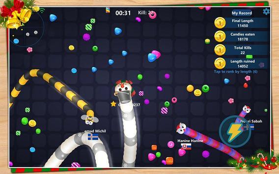 Snake Candy.IO screenshot 16
