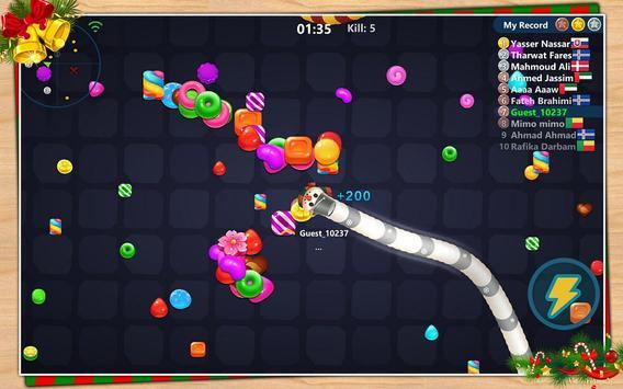 Snake Candy.IO screenshot 11